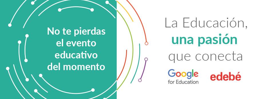 La editorial salesiana Edebé y Google, unidas por la digitalización de la enseñanza